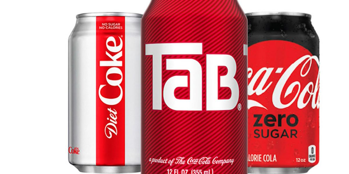 Coca-Cola is discontinuing iconic 'Tab' diet soda