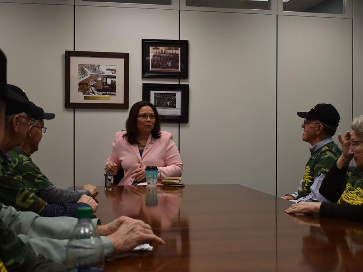 Sen. Duckworth meets with retired IL mine workers