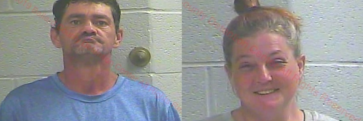 Man, woman arrested on burglary and drug charges in Carlisle County, Ky.