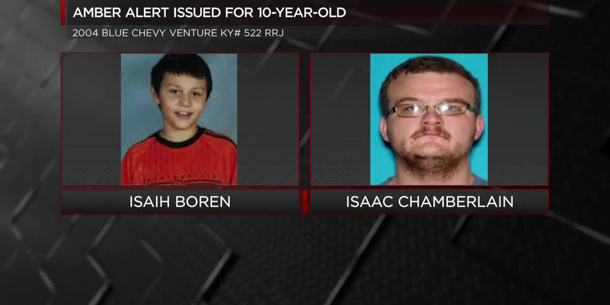 Amber Alert for missing boy in KY