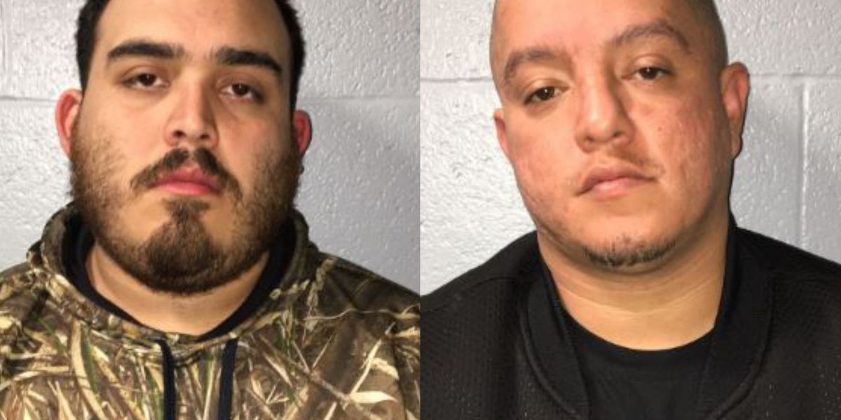 2 TX man arrested in McCracken Co. for possession of more than 1,000 grams of meth