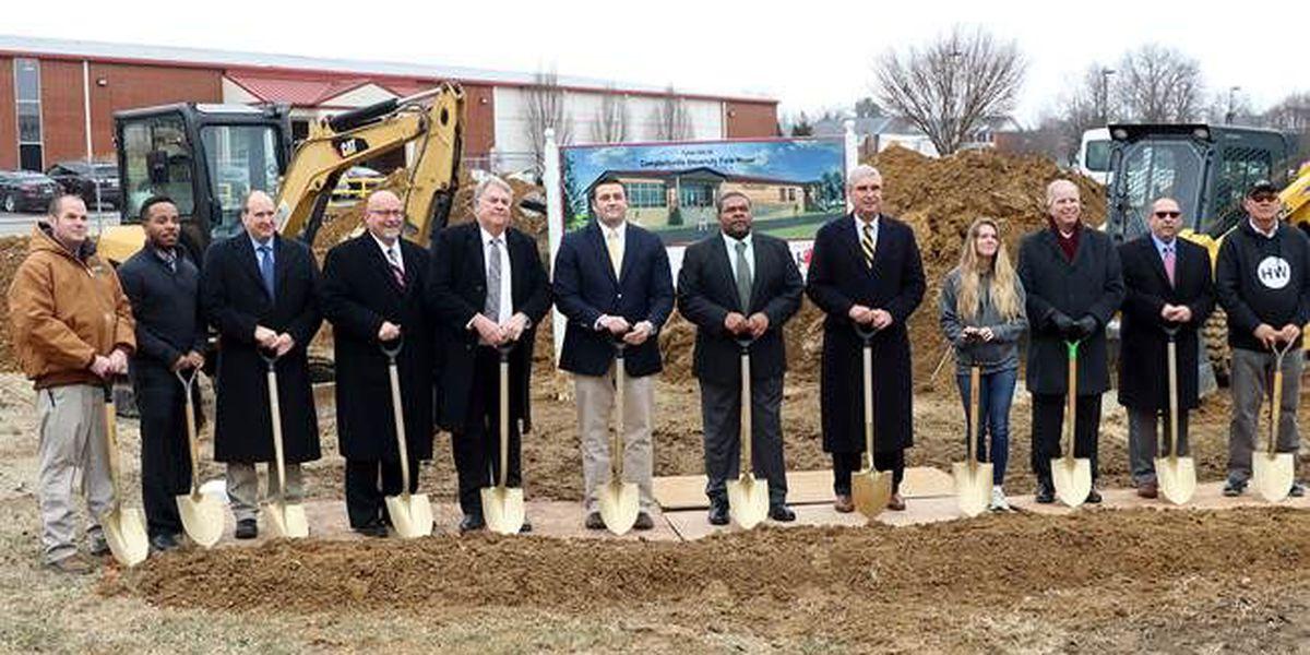Campbellsville University breaks ground on new facility