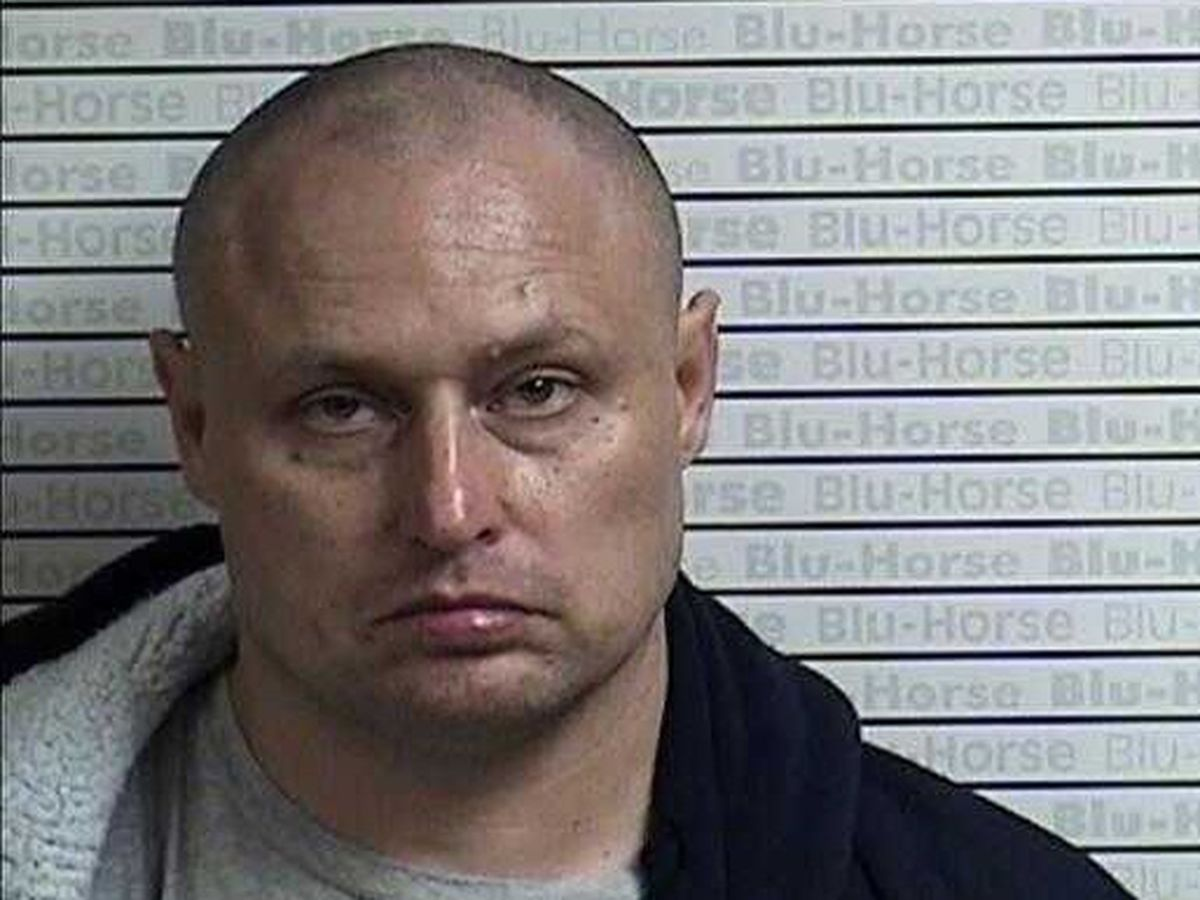 Graves County, KY man arrested on drug charges