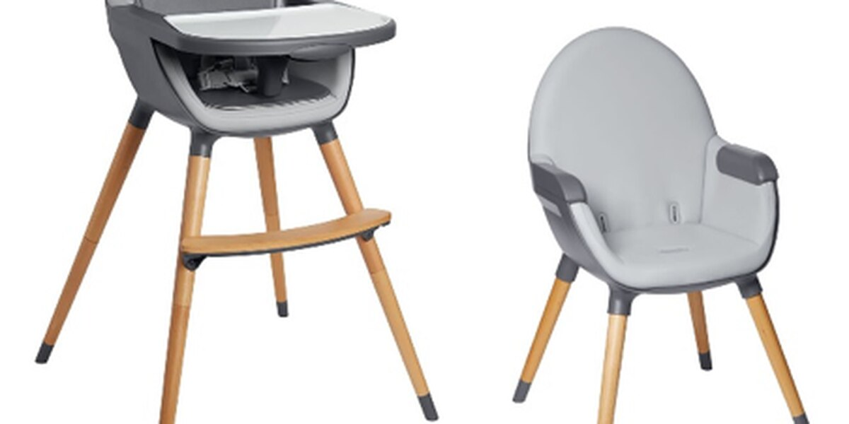Recall: Skip Hop Convertible High Chairs have been recalled due to fall hazard