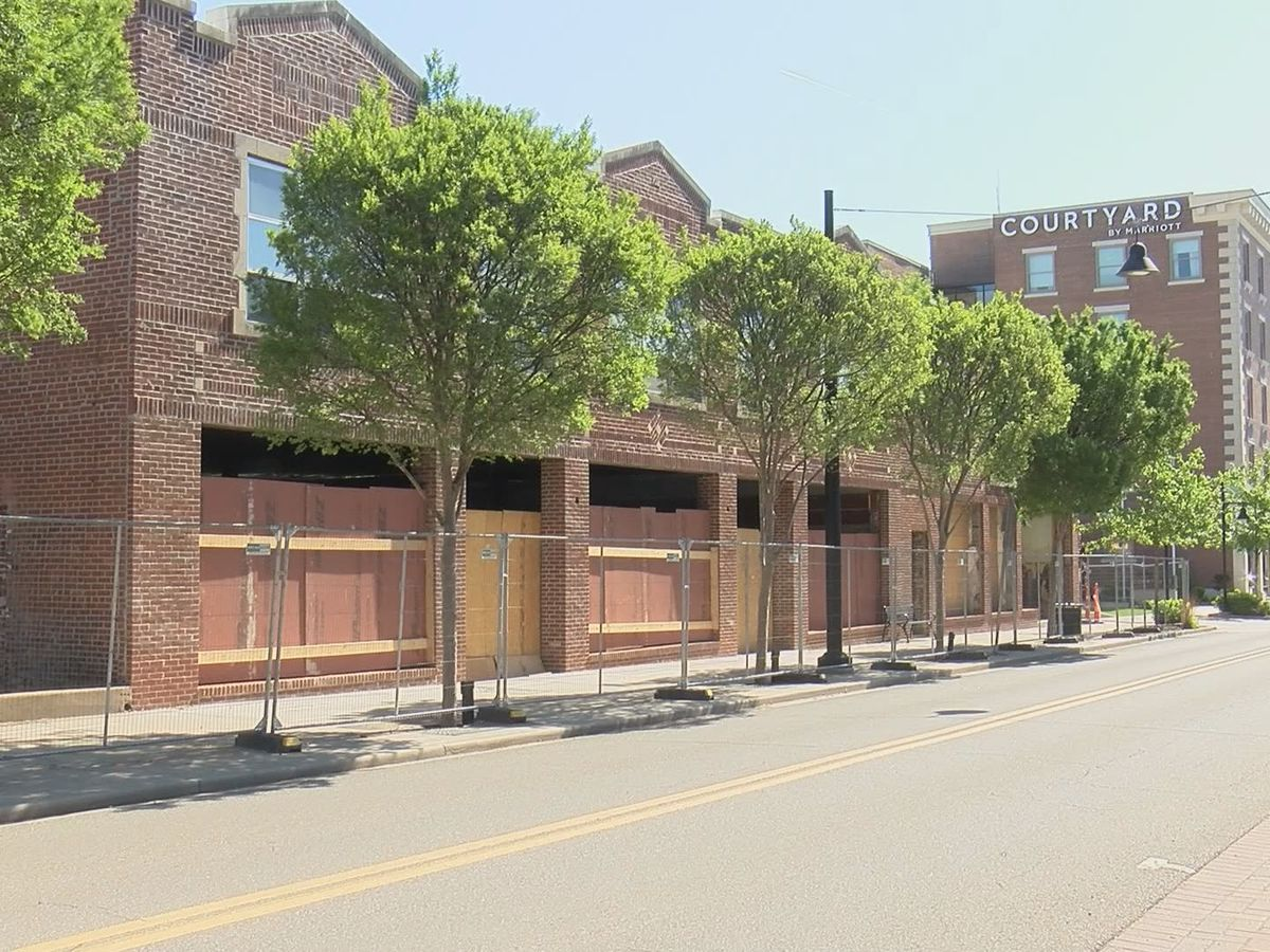 New development in downtown Cape Girardeau