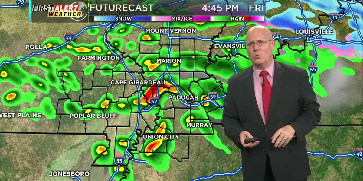 First Alert Weather 10 p.m. 2/27/2020