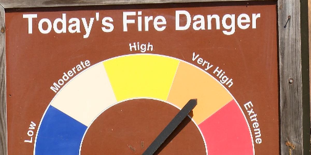 Danger Alert: High chance for fires in the Heartland