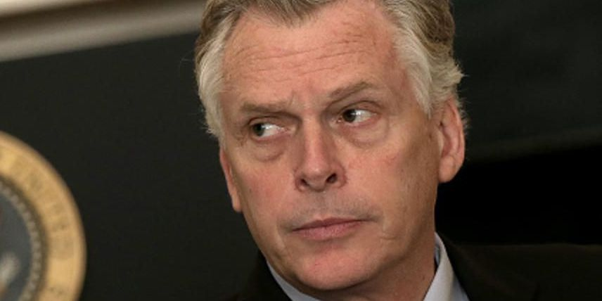 McAuliffe not running for president