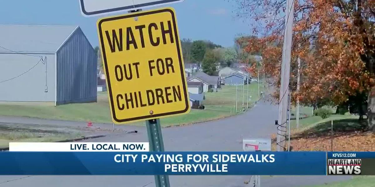 Perryville approves plan to build more sidewalks