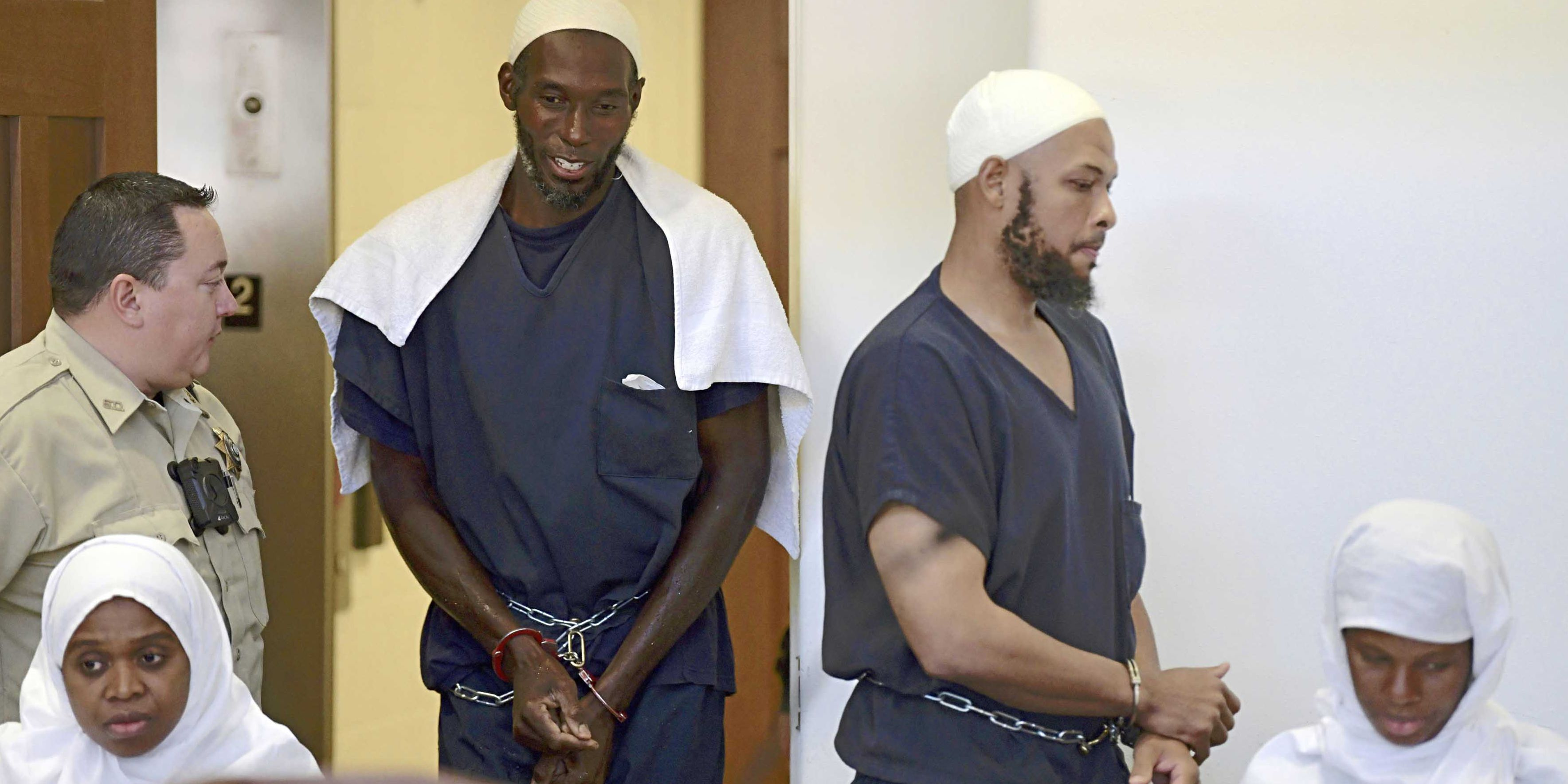 5 charged in New Mexico terrorism case because they are Muslims, attorneys say