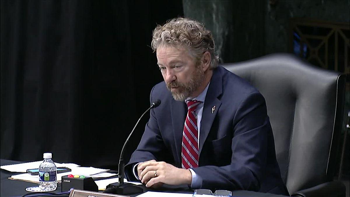 Sen. Rand Paul says lynching bill is too broad