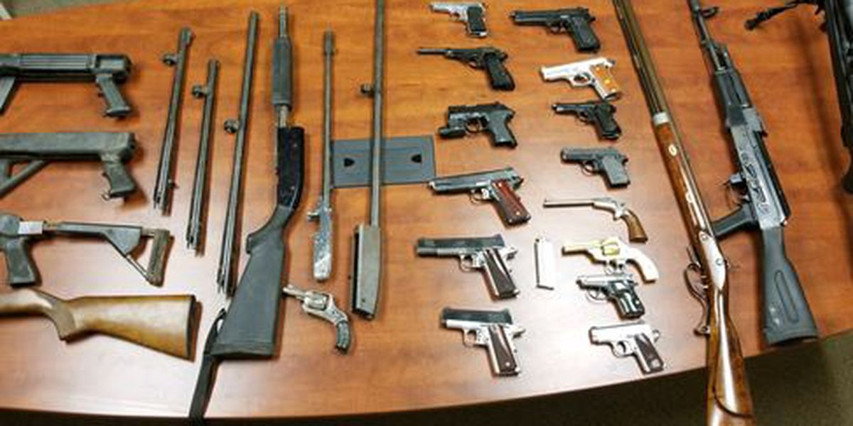 3 arrested on drug, stolen gun charges in Marion, Ill.