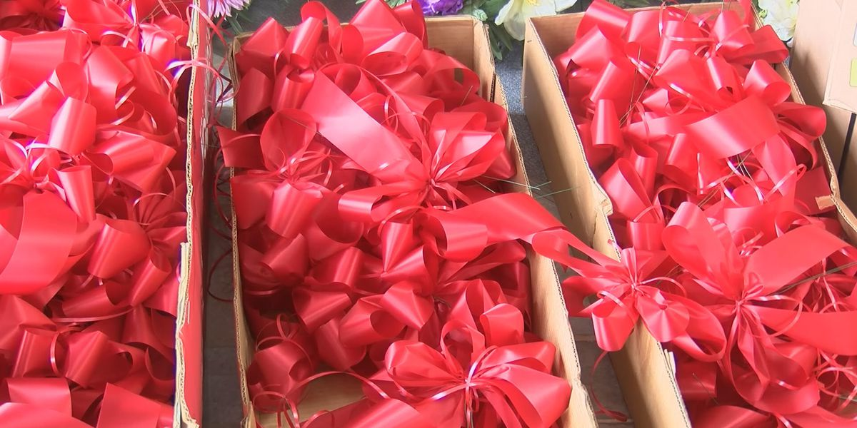Red Ribbons to bring the community together