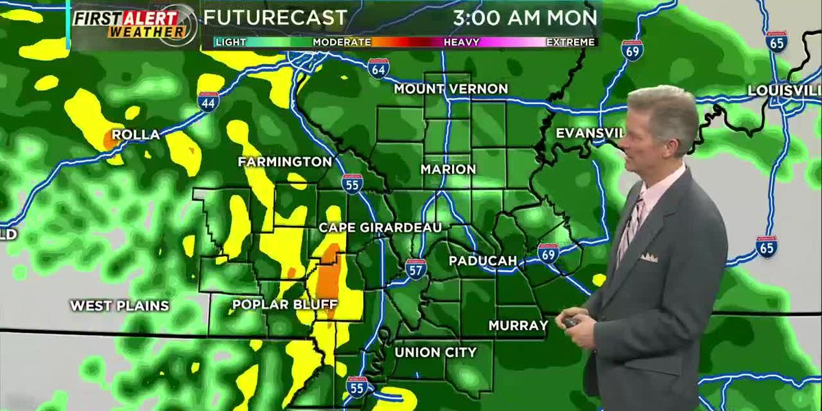 First Alert Forecast at 8 a.m. 2/23