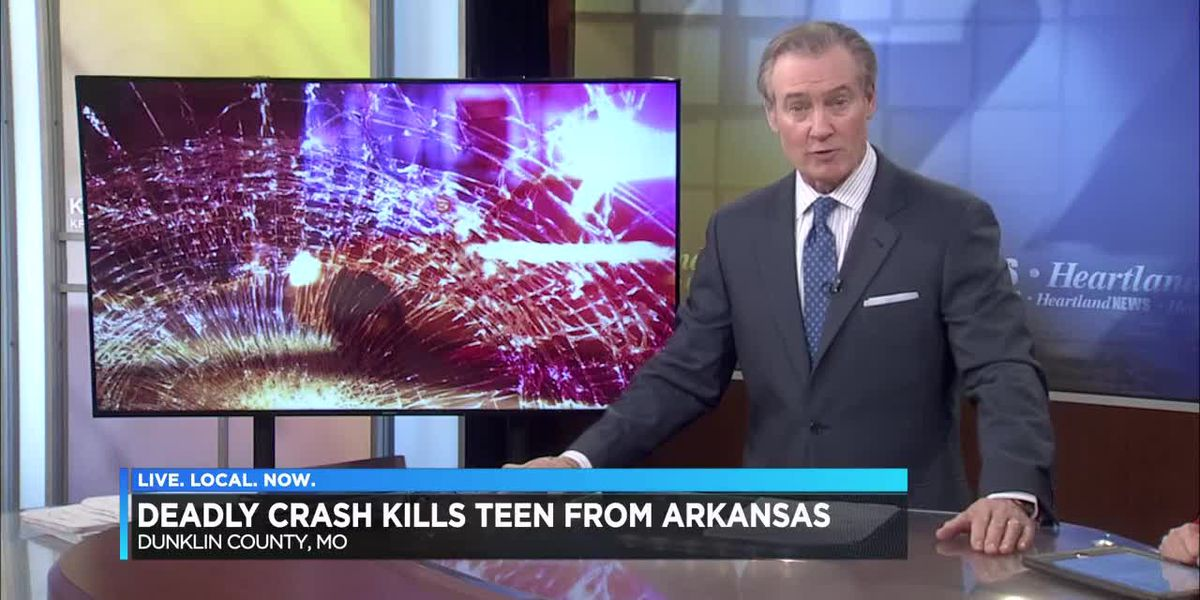 Teen killed in crash in Dunklin Co., MO