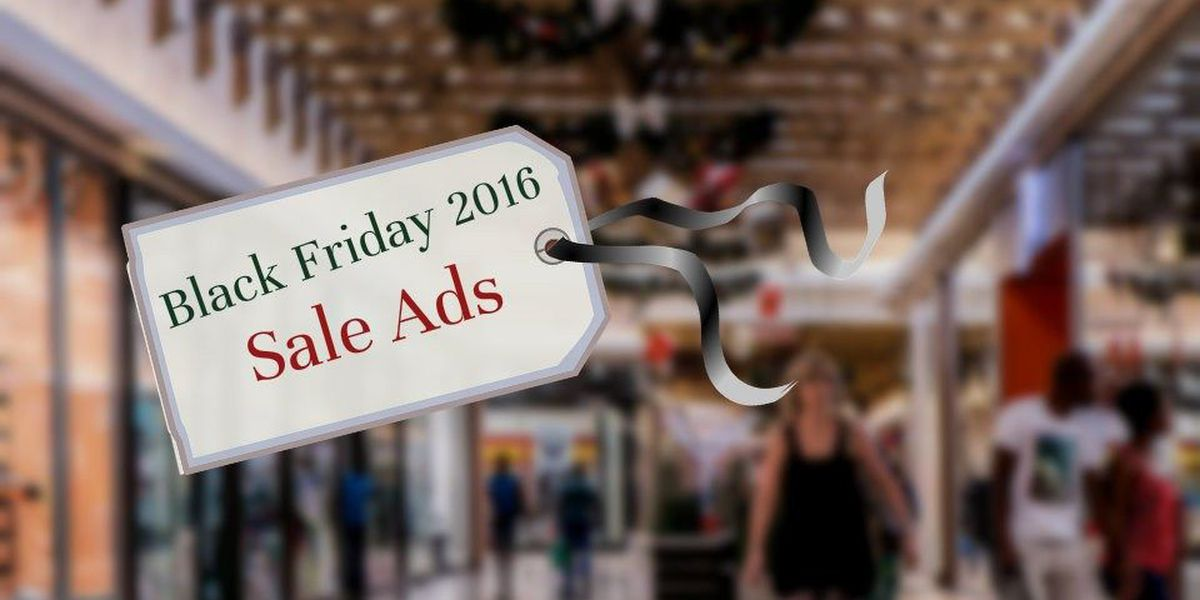 SLIDESHOW: Black Friday ads 2016