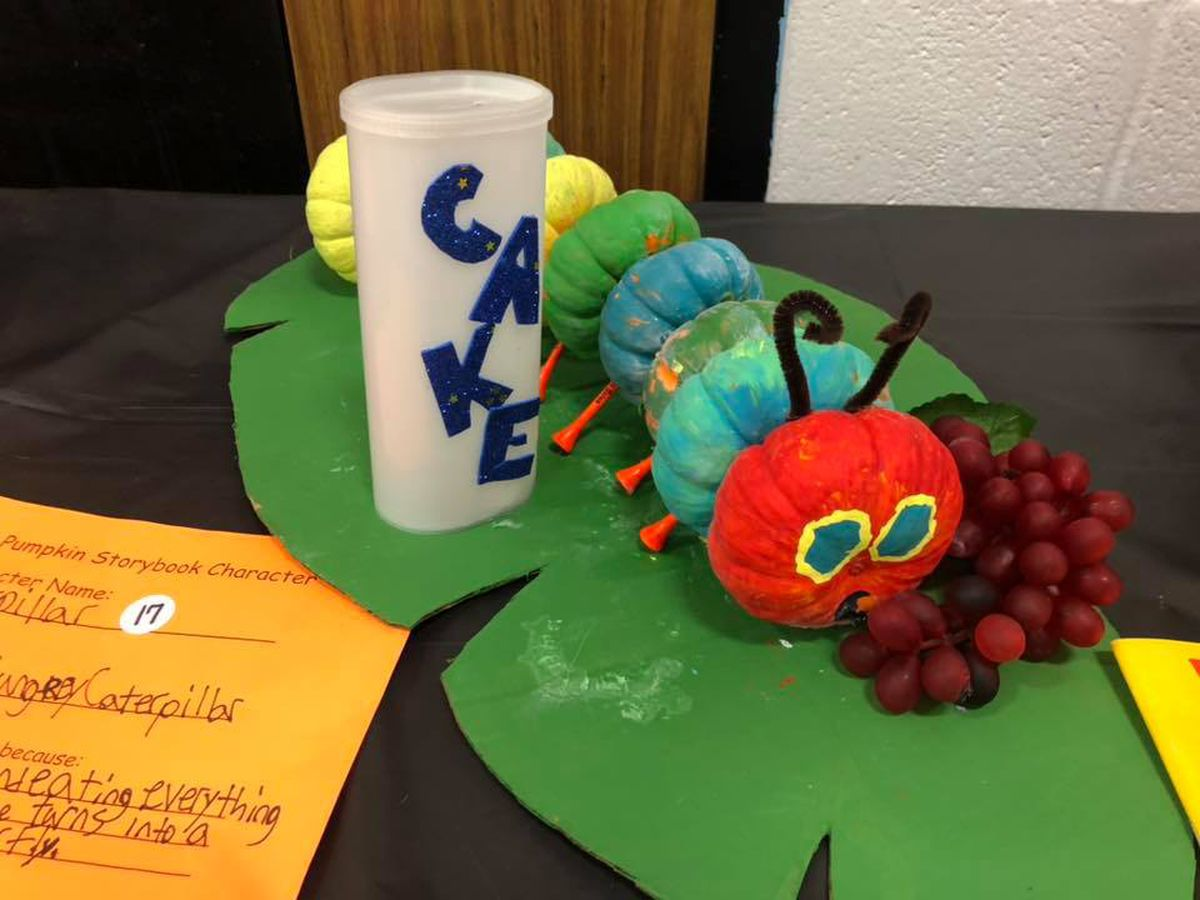 Poplar Bluff students decorate pumpkins to raise money for St. Jude's