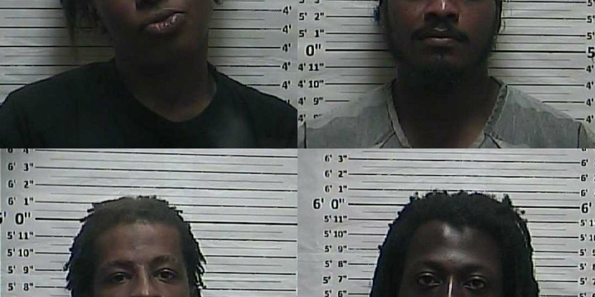 4 arrested for drug possession near school