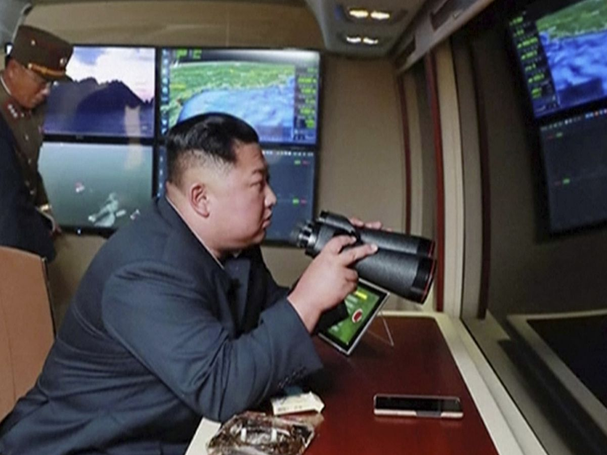 North Korea conducts 'important test' at once-dismantled rocket launch site