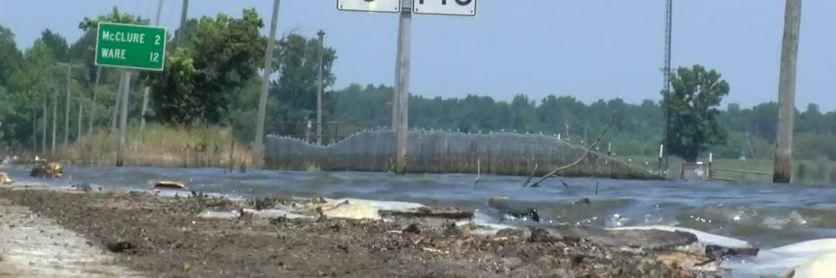 IDOT talks of possible flooding
