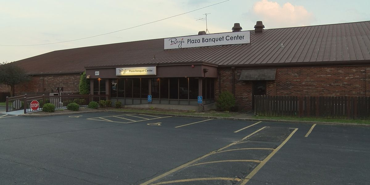 Ray's Plaza Banquet Center to be demolished