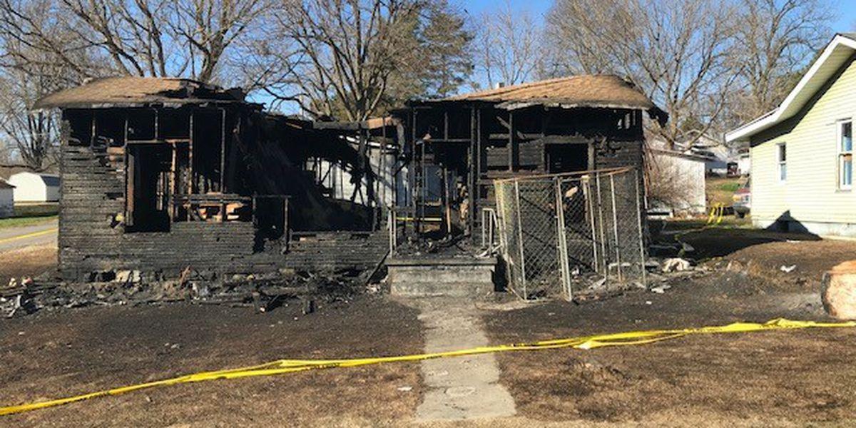 Adult, 2 children killed in Zeigler, Ill. house fire identified