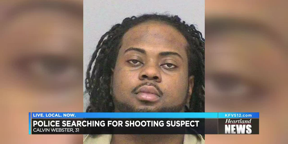 Suspect wanted in Mt. Vernon, Ill. shooting