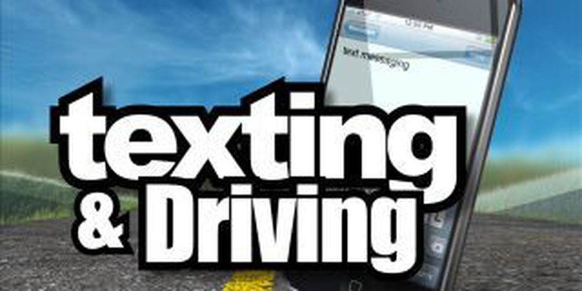 KY participates in texting while driving crackdown