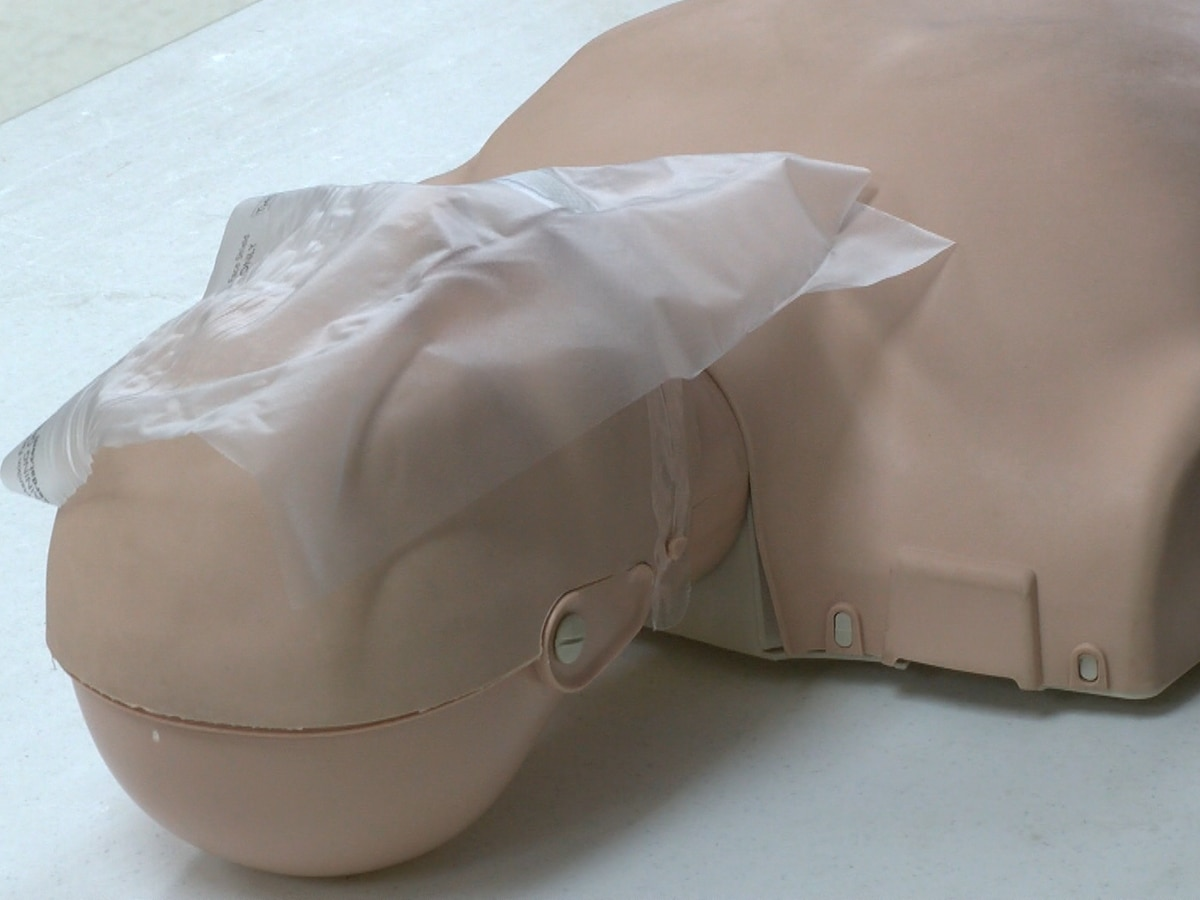 CPR classes adjust to COVID-19 guidelines