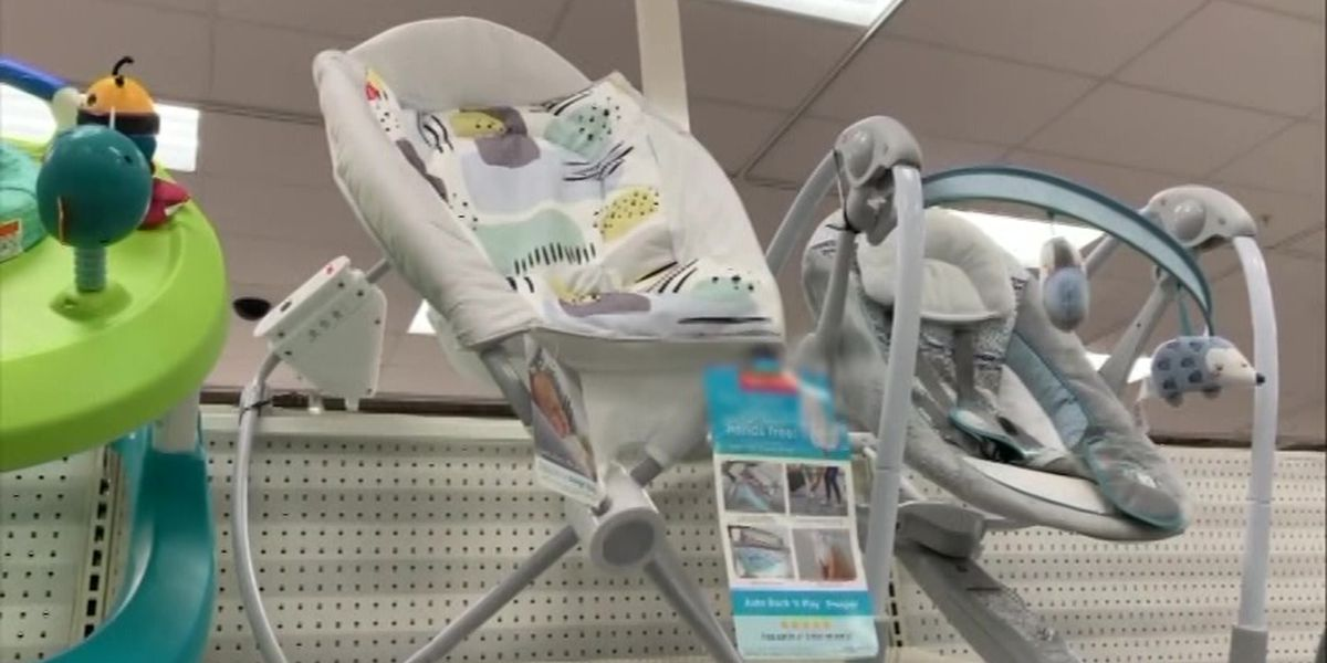 Federal watchdog group proposes banning inclined baby sleepers