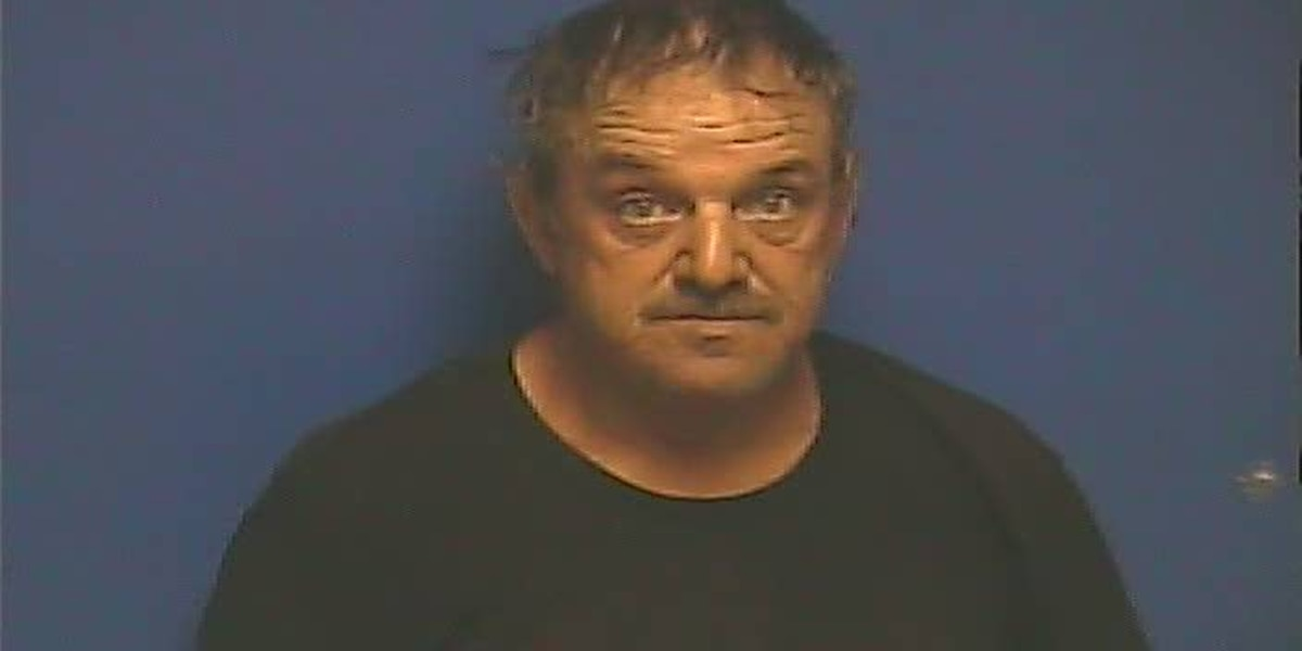McCracken Co., KY man arrested after breaking into abandoned building