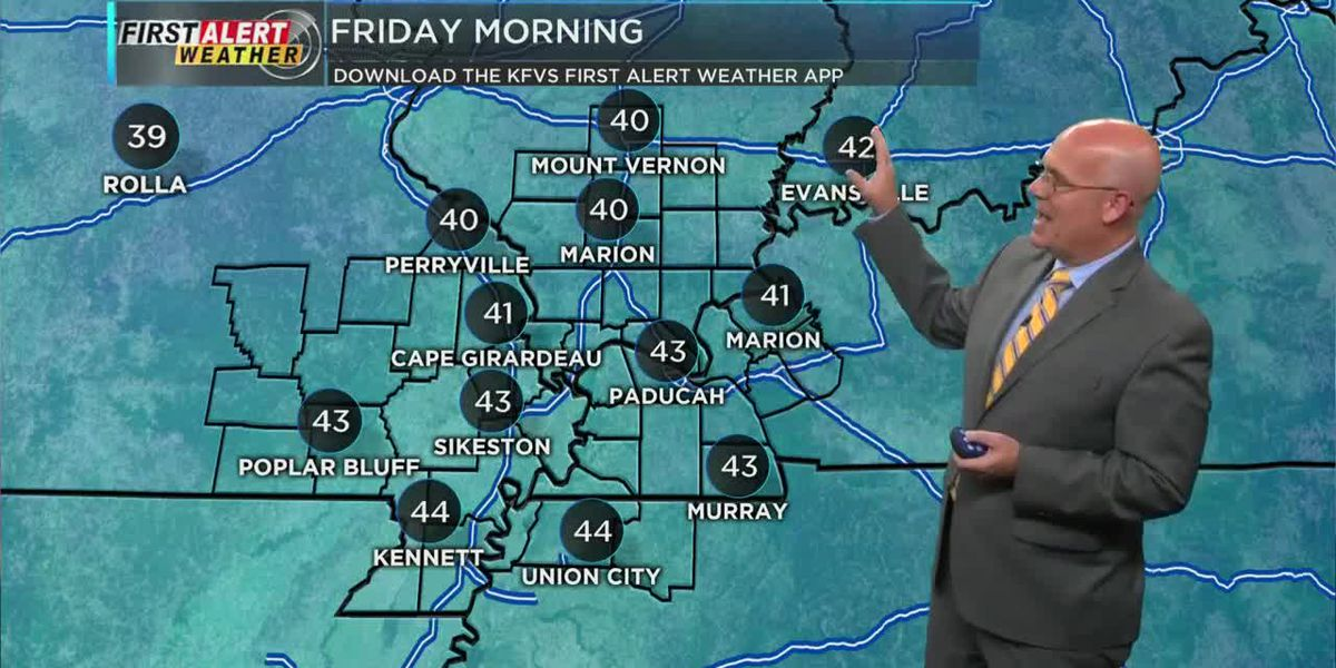 First Alert Weather 5 p.m. 9/29