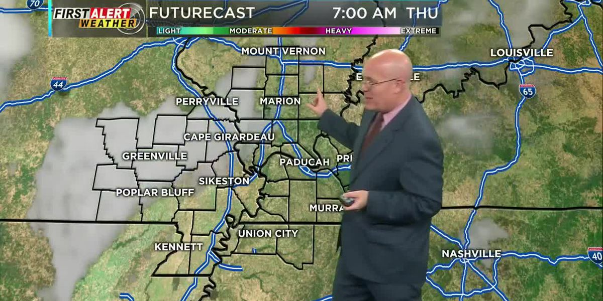 First Alert Weather 6pm 3/25