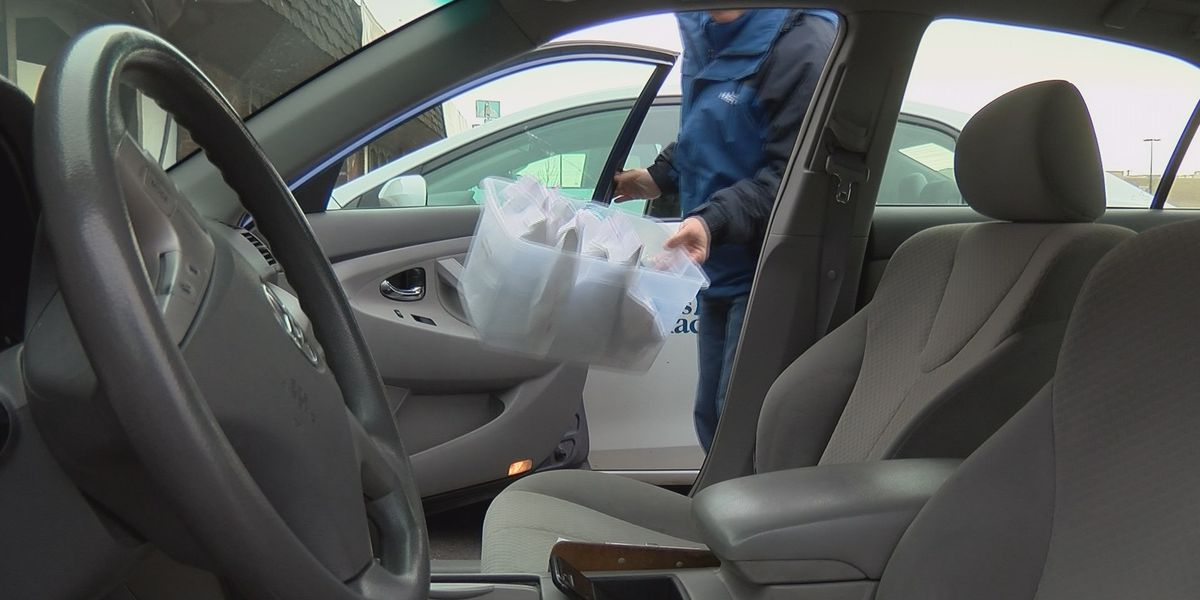 Heartland stores say deliveries go up as the temperature drops