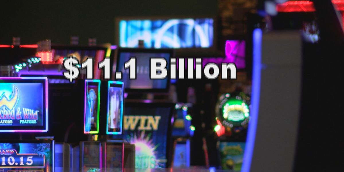 Casino revenue increases amid pandemic