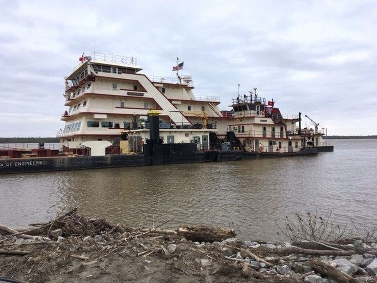 High-water inspection of Mississippi River scheduled in TN, KY