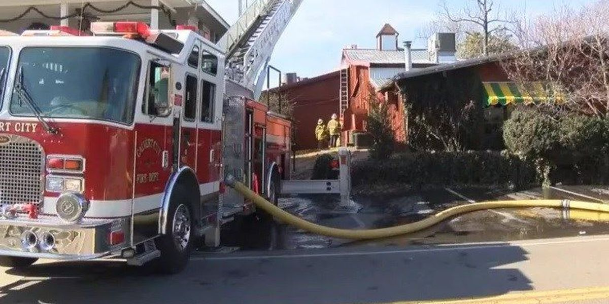 Patti's 1880's Settlement demolished after fire