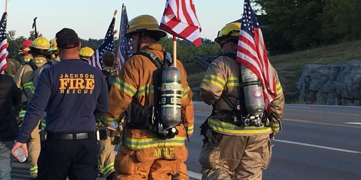 First responders in Jackson, Sikeston honor victims of 9/11 terrorist attack