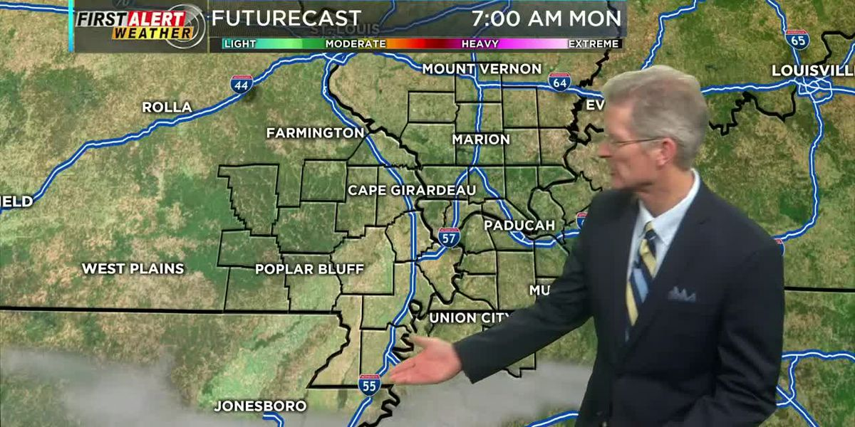 First Alert Weather 10 p.m. 3/28/2020