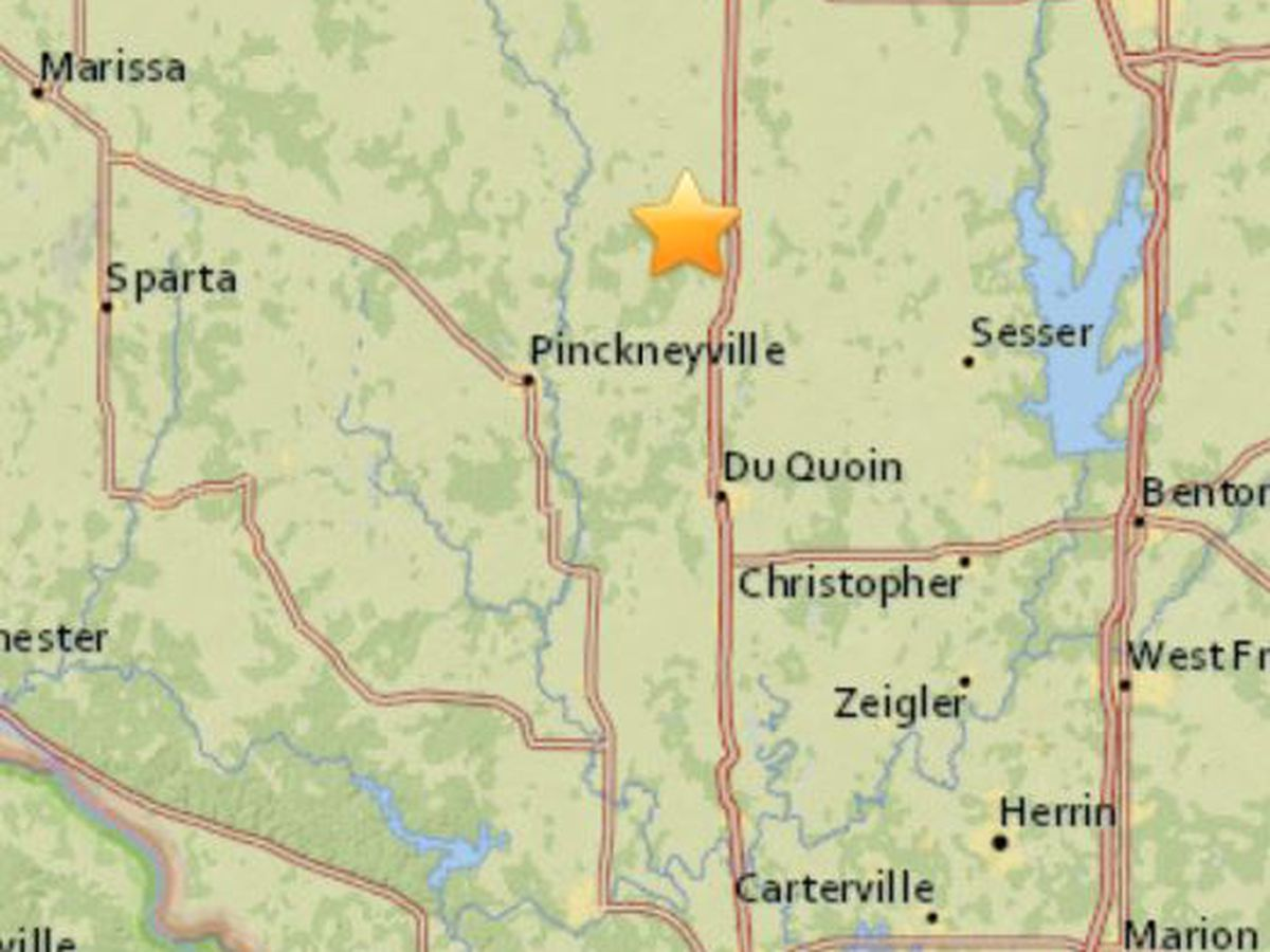 2.3 magnitude quake moves in Southern Illinois
