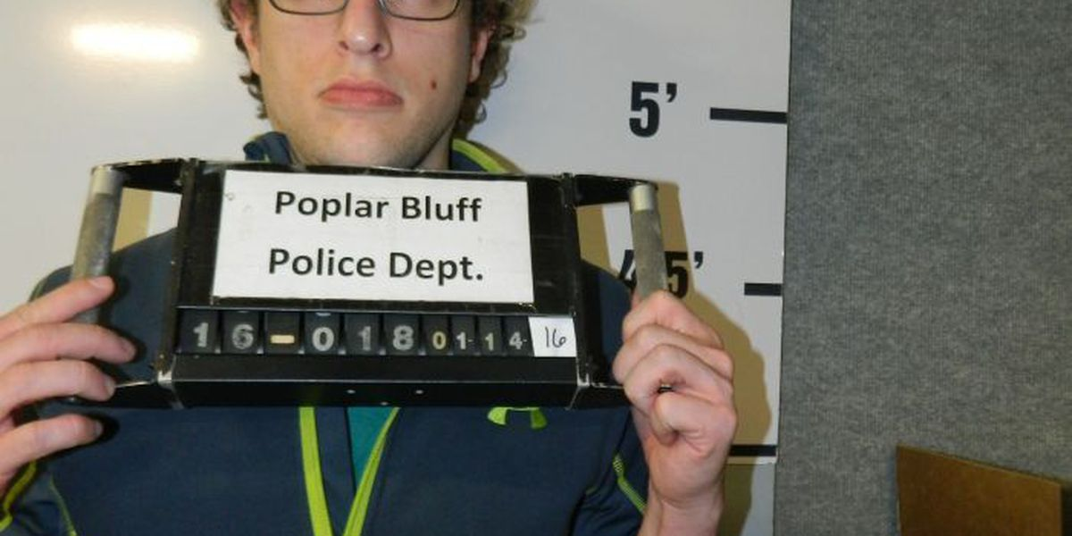Poplar Bluff man charged for drug possession