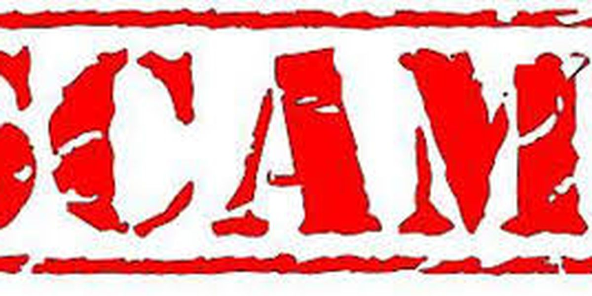 McCracken Co. Sheriff's Office warns citizens of scam