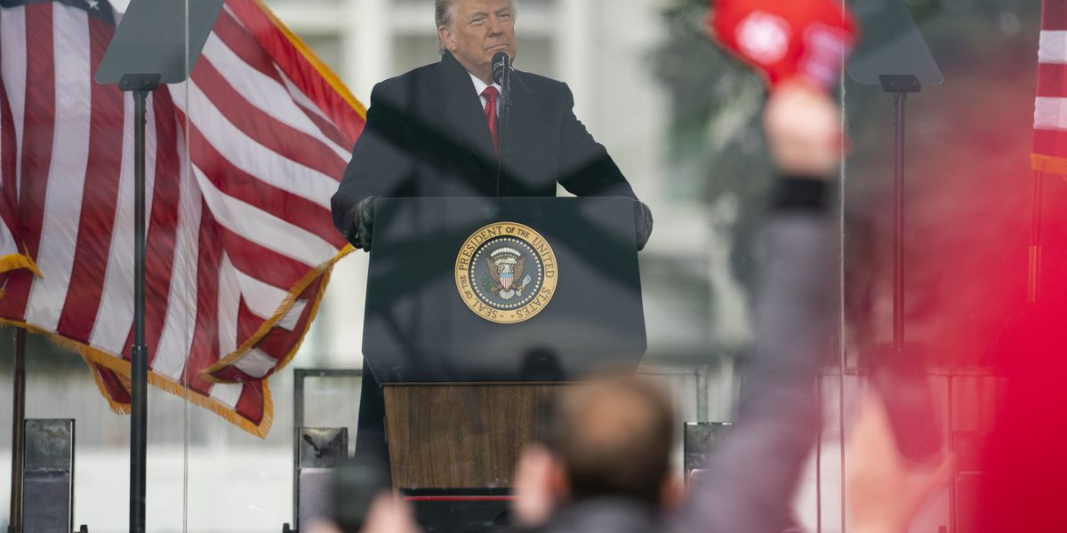Democrat floats Trump censure as conviction grows unlikely