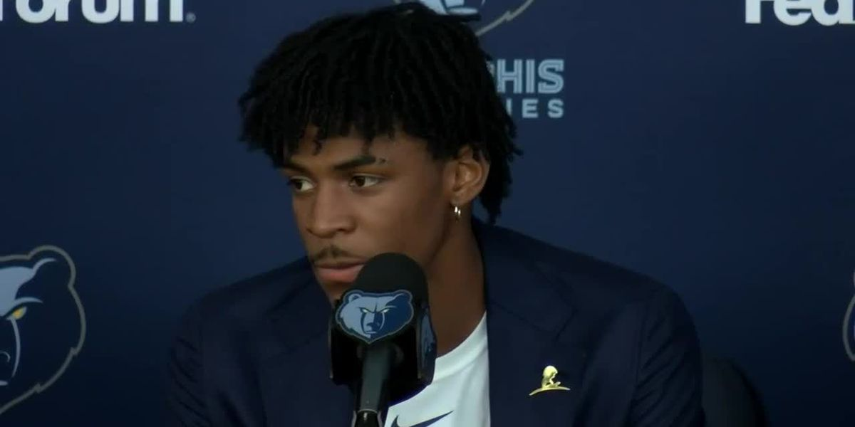 Former Murray State basketball player Ja Morant calls for removal of Confederate statue in downtown Murray