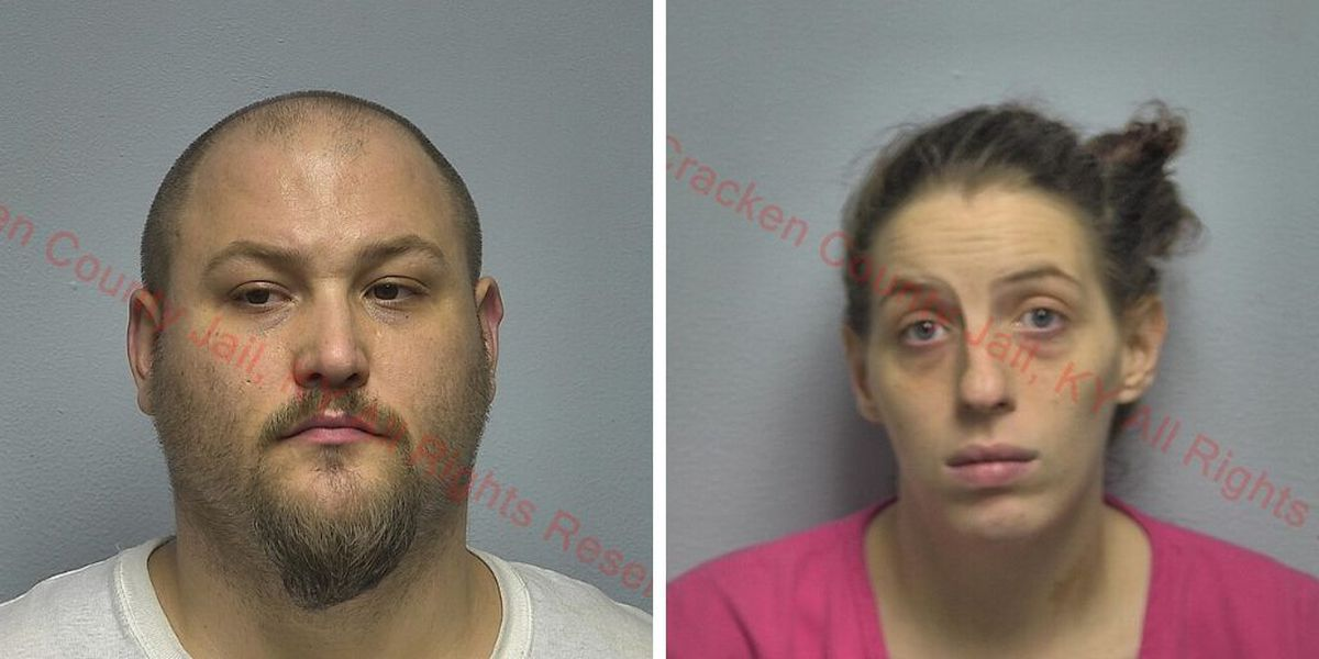 Ky. couple accused of hitting 3-year-old girl with belt, leaving bruises