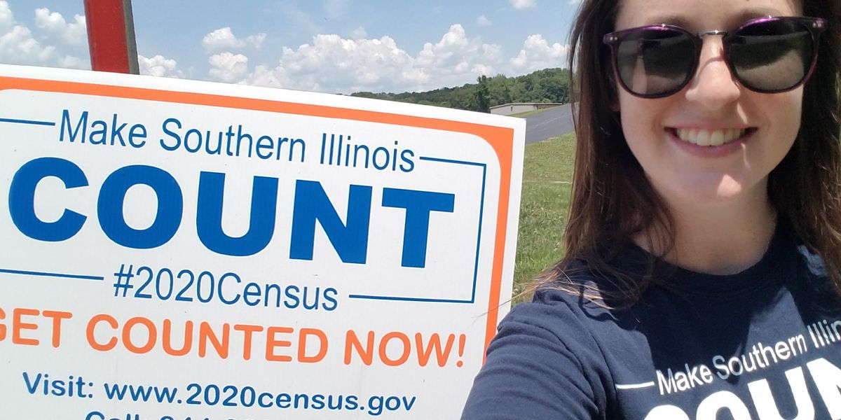 Southern Seven Health Dept.: Census materials delivered to nearly every household
