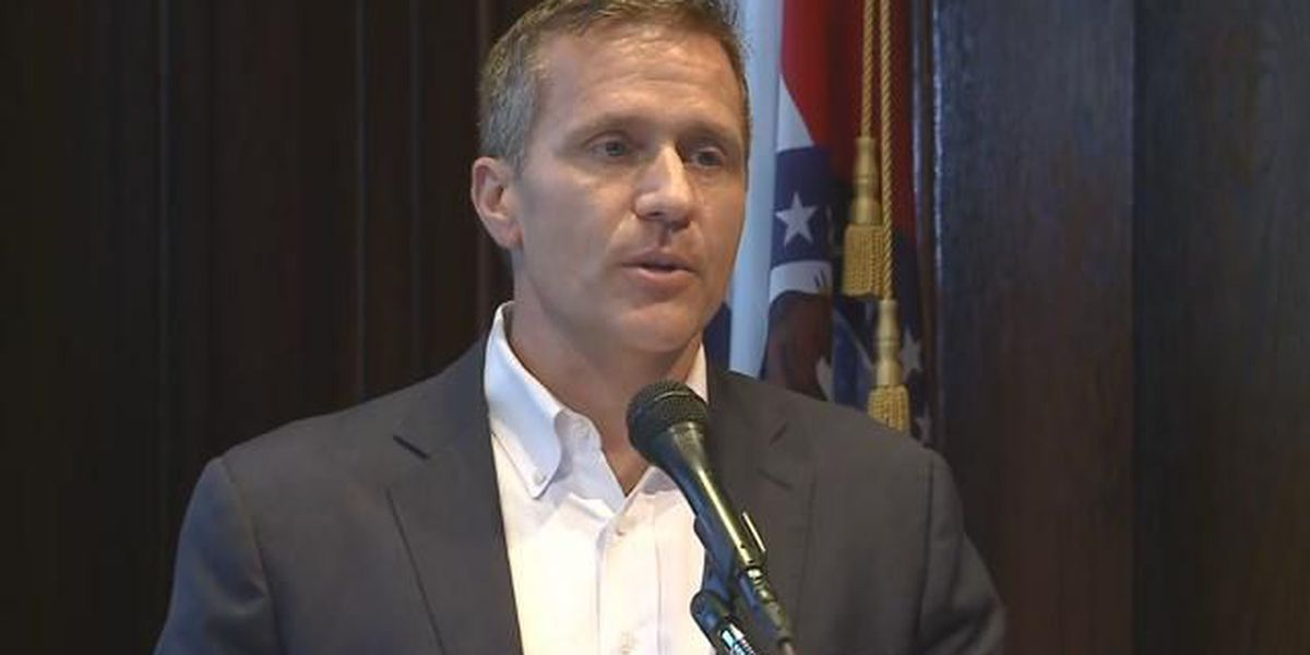 Gov. Greitens resignation part of deal to drop charge