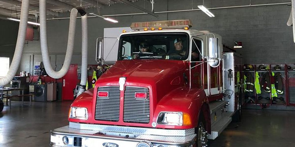 Martin, TN Fire Dept. joins others in North Carolina