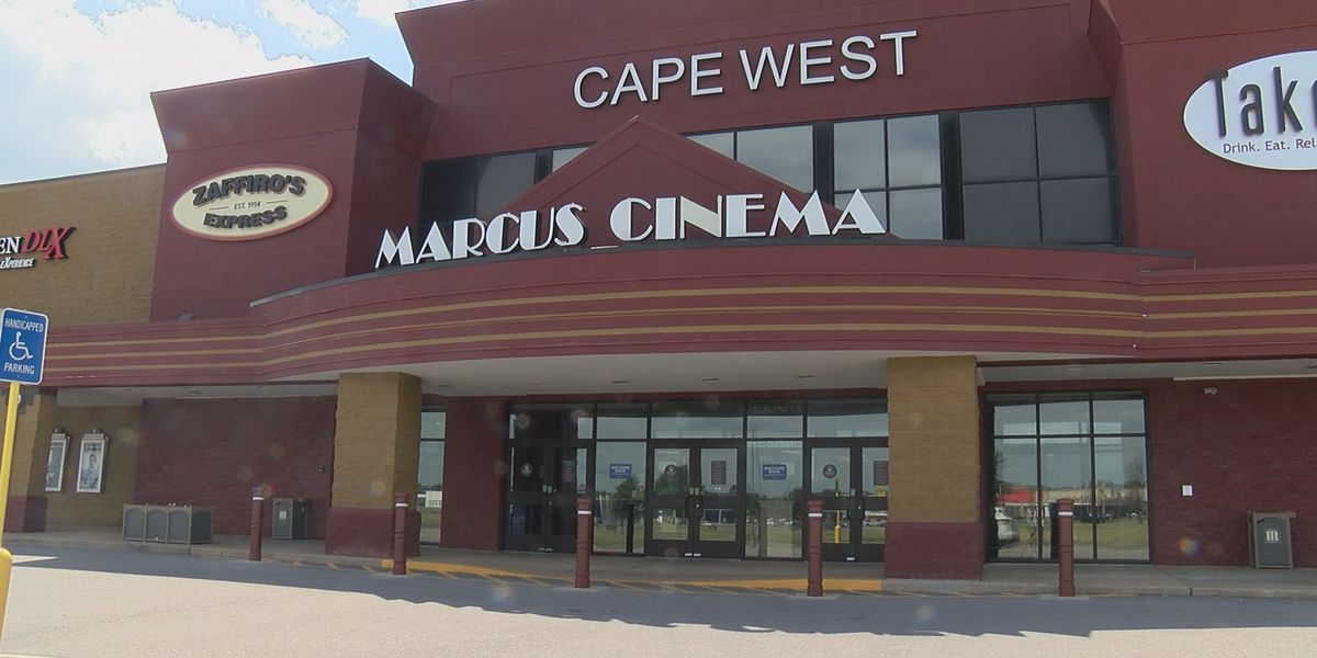 Cape Girardeau movie theater manager shares reopening plan