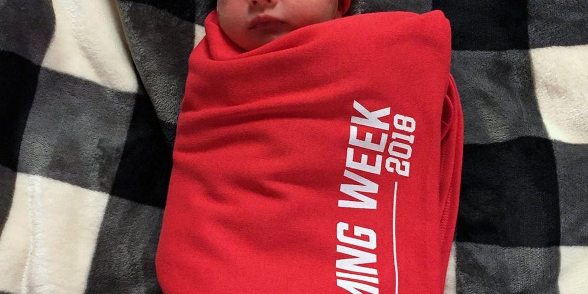 SoutheastHEALTH dress newborns in celebration of homecoming week